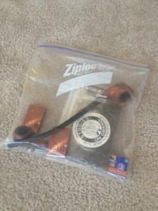 Ziplock Pipe Bag
